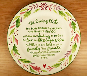 Bakersfield The Giving Plate
