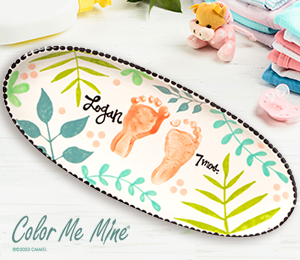Bakersfield Tropical Baby Tray