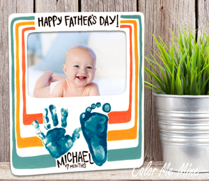 Bakersfield Father's Day Frame