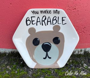 Bakersfield Bearable Plate